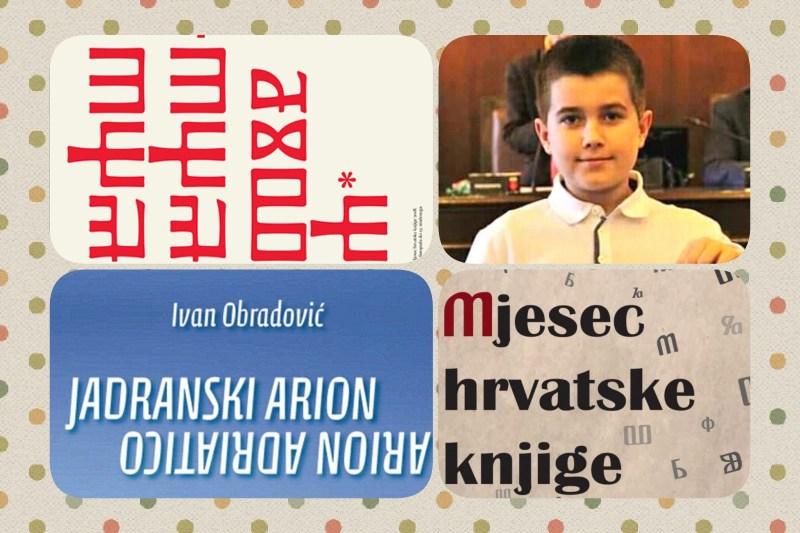 Ivan Obradović, 12-godišnji pjesnik koji piše na hrvatskom i talijanskom jeziku…