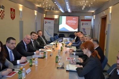 Sastančenje zbog bušenja Hrvatske (foto ŠKŽ)
