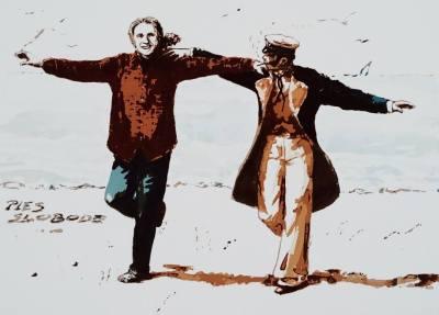 Ilustracija: Lucić i Maltese plešu