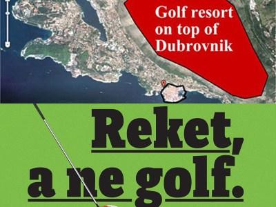 Pravosrđe: Građani ne odustaju od borbe za zaštitu Srđa i Dubrovnika