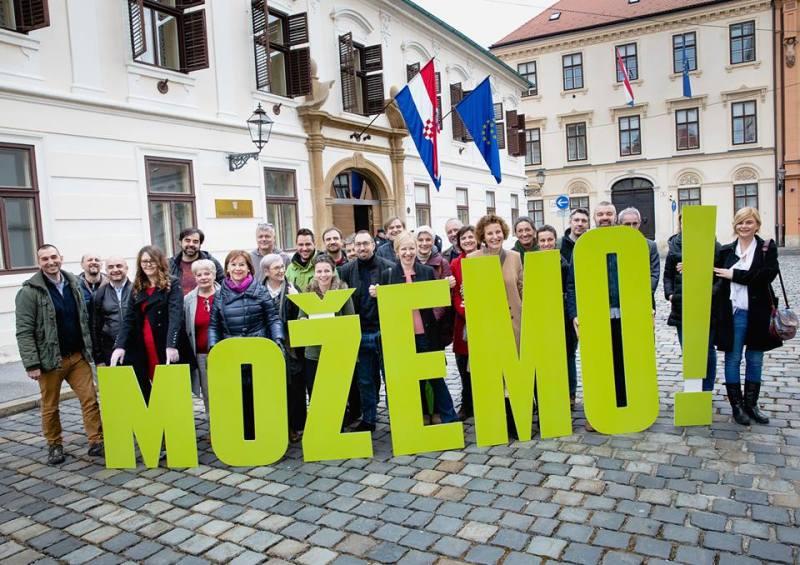 """Okupljanje ljevice: Nova politička platforma """"Možemo"""""""