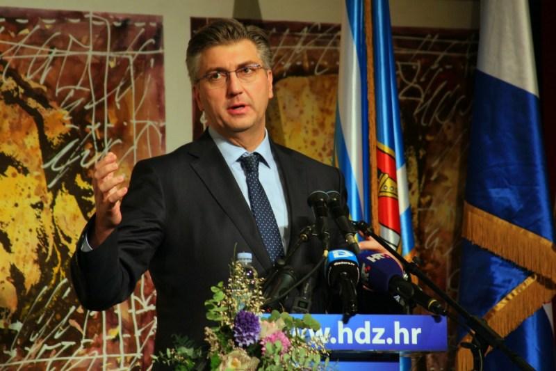 Plenković A. (foto: TRIS)