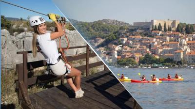 Adrenalinski turizam, kajaci, zip-line, vino i gliseri, a ne prženje na plaži i pommes-frites iz friteze