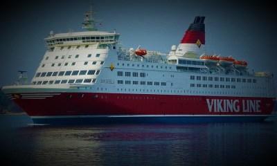 Ovaj brod je izgrađen u Splitu (foto Viking Line)