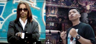 Mladen Burnać i Xuanhan Chan zvani Rock