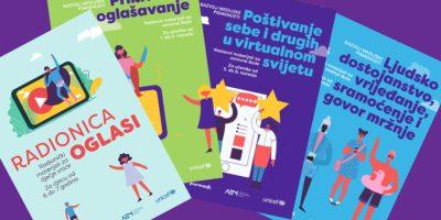Agencija za elektroničke medije i UNICEF: 180 događaja protiv medijske nepismenosti