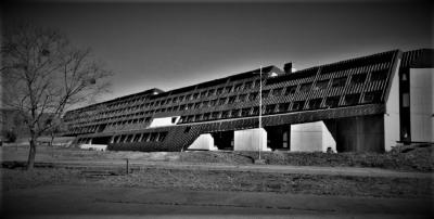 Kumrovec: Bivša partijska škola i bivši hotel Zagorje