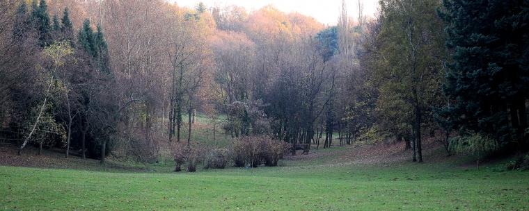 Foto: Park-šuma Pantovčak, izvor: Ured predsjednice