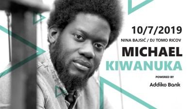 Michael Kiwanuka: Love & Hate na šibenskoj tvrđavi