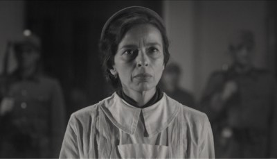 Alma Prica u glavnoj ulozi - scena iz filma Dnevnik Diane Budisavljević