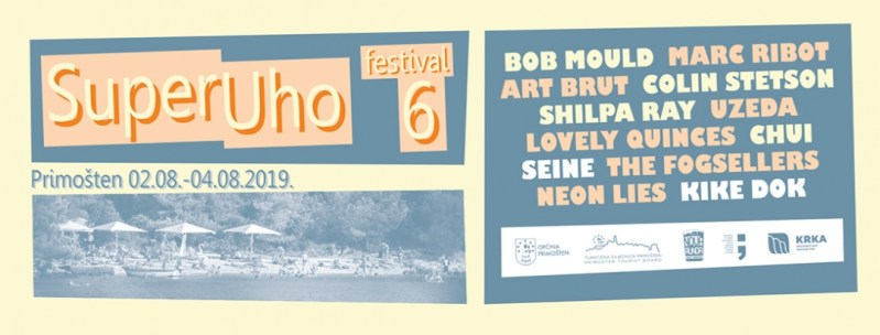 Super za uši: Od petka do nedjelje u Primoštenu se održava 6. SuperUho Festival