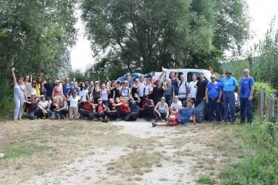 Oxsfordska Operacija Wallace: 300 studenata iz 17 zemalja istraživalo fenomene rijeke Krke, iste one koju naše vlasti nisu sposobne zaštititi