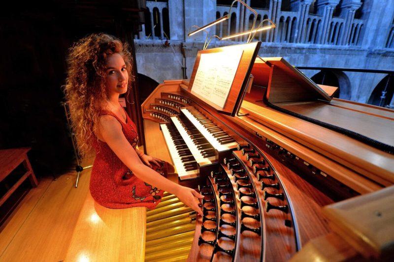 Razgovor/Tea Kulaš, organizatorica prvog Orguljaškog festivala u Zadru: Rušimo stereotipe o orguljama kao isključivo crkvenom instrumentu