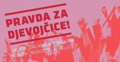 Svi za pravdu – nekažnjavanje zločina je zločin: Sutra masovni koordinirani prosvjed u najmanje 13 hrvatskih gradova
