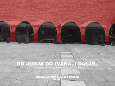'Od Jurja do Ivana… i dalje…': Predavanje dr. Nenada Fabijanića o arhitektu Ivanu Vitiću