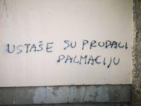Smrt fašizmu – sloboda narodu: Antifašistički grafiti na fasadama šibenskih stambenih zgrada