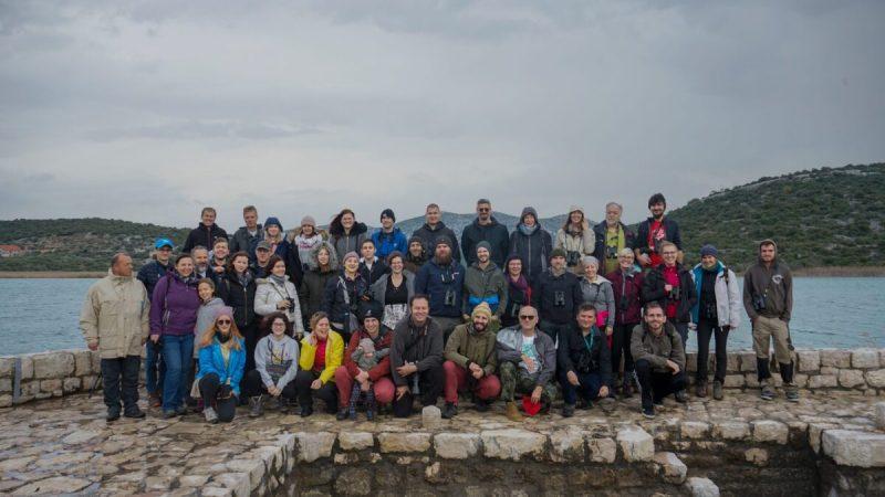 Dani cvrkutanja: Ornitodruženje pticoljubaca na Vranskom jezeru
