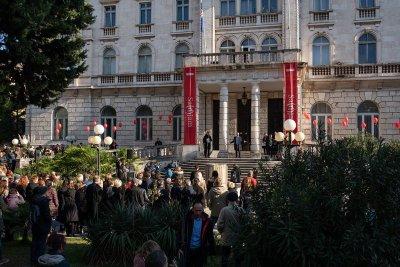 Otvoren 25. Sa(n)jam knjige u Istri: Knjige su branitelji gradova, čvršći i od najčvršćih zidina