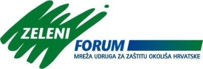 Zeleni forum piše neodgovornoj i aljkavoj državi koja sustavno godinama zanemaruje i urušava ekološke civilne udruge