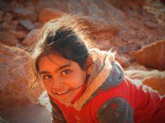 Beduinska kći (foto TRIS/G. ŠIMAC)