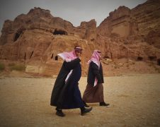 Welcome to Jordan! (foto TRIS/G. ŠIMAC)