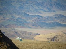 Ne, nego meteoopservatorij na granici Sausijke Arabije i Jordana (foto TRIS/G. ŠIMAC)
