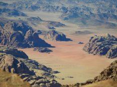 Kroz pustinju (foto TRIS/G. ŠIMAC)
