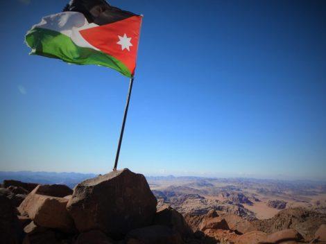 Jabal Umm ad Dami, vrh Jordana (foto TRIS/G. ŠIMAC)