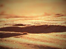 Sitni pijesak ukrupno (foto TRIS/G. ŠIMAC)