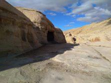 Krajolik oko gradića Wadi Musa (foto Joso Gracin Joka)