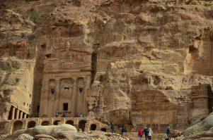 Pogled na kraljevske grobnice (foto Joso Gracin Joka)