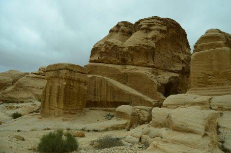 Pred ulaz u klanac El-Siq, Petra (foto Joso Gracin Joka)