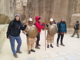 Stasite Šibenke i kršni Nabatejski vojnici (foto Joso Gracin Joka)