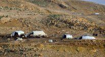 Izbjeglička naselja na putu od Madabe do Mrtvog mora(foto J. Gracin)