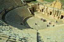 Jedan od amfiteatara u Gerasi(foto J. Gracin)