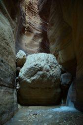 Mjesto od kojeg nismo mogli dalje - Wadi Numeira(foto J. Gracin)
