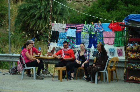 Na kavi kod Josefa (foto J. Gracin)