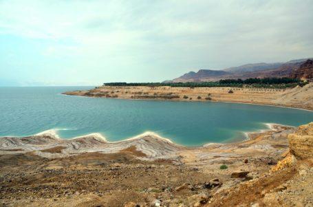 Rtovi od soli na Mrtvom moru (foto J. Gracin)