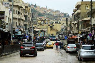 Ulica u Ammanu(foto J. Gracin)