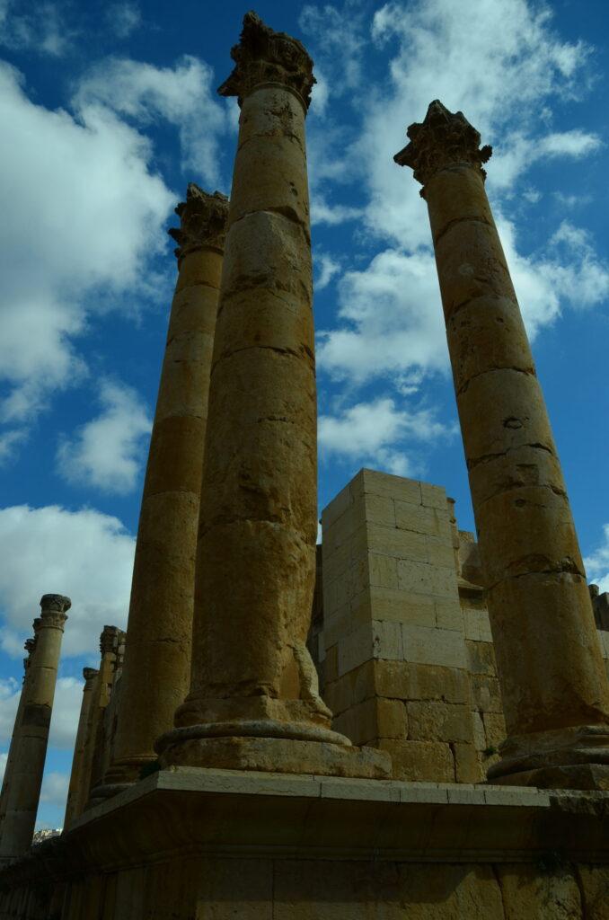 Zeusov hram- Gerasa (foto J. Gracin)