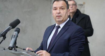 Ministar Vili Beroš u Kninu: Oprez, virus je i dalje među nama!