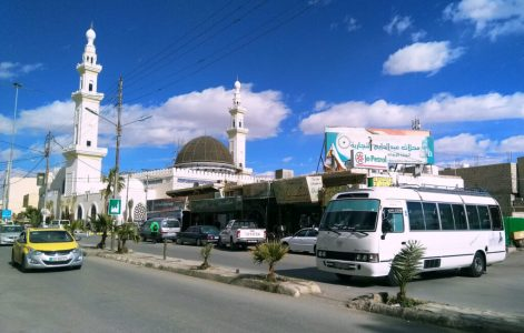 Maan, opasni grad kojeg smo brzo napustili (foto Joso Gracin)