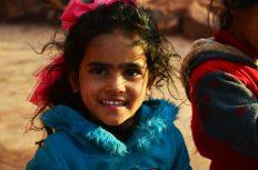 Mala Hadidova, dijete pijeska i pustinje ( foto Joso Gracin)