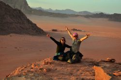 Povratak u Wadi Rum (foto Joso Gracin)