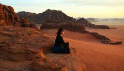 Zen u pustinjsko predvečerje (foto Joso Gracin)