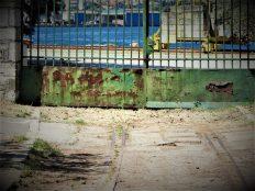 Prilaz praznom škveru (foto TRIS/G. Šimac)