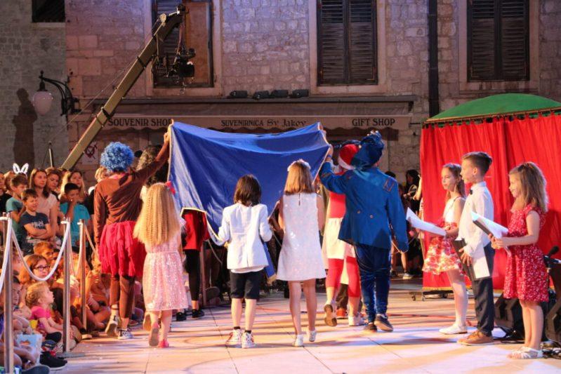 Festivalski duh: Otvoreno 60. izdanje Međunarodnog dječjeg festivala