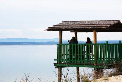 Promatračnica - foto: Iva Rogić / JU PP Vransko jezero