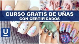Curso Gratis de Uñas con Certificados