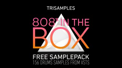 TriSamples - 808s In The Box